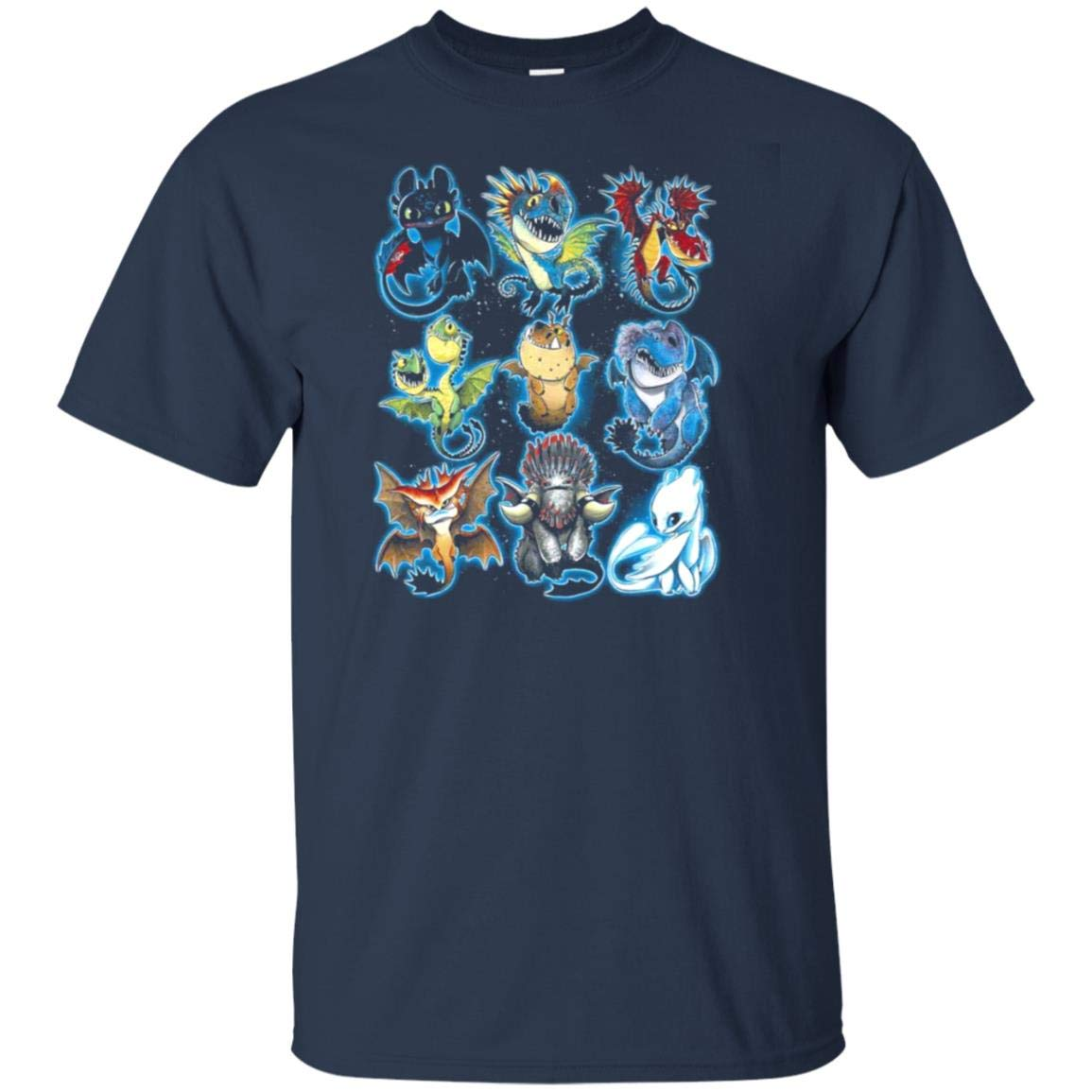 Dragons How to Train Your Dragon T-Shirt