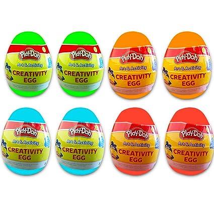 Amazon.com: Juego de recuerdos de fiesta de Play-Doh para ...