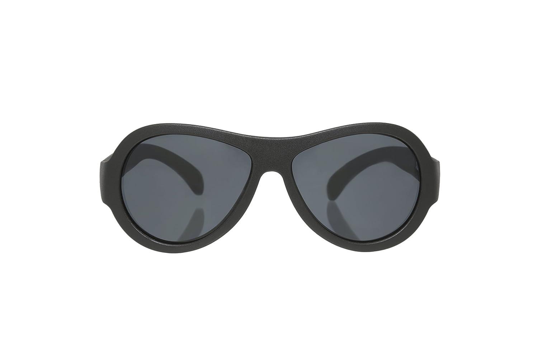 Babiators Jungen BAB-005 Aviator Sonnenbrille, Black Ops