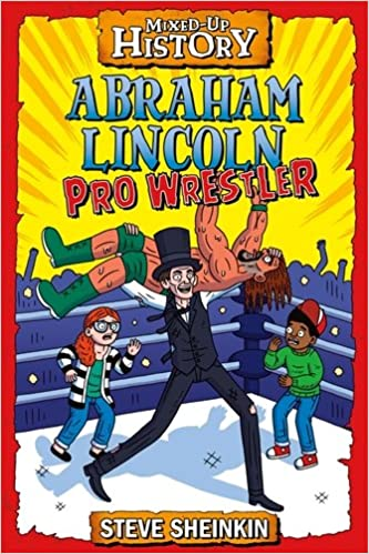 Image result for abraham lincoln pro wrestler amazon