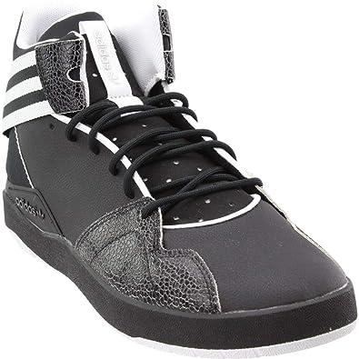 new styles bf52e 9c1e8 adidas Originals Mens Crestwood mid Fashion Sneaker, BlackWhite, ...