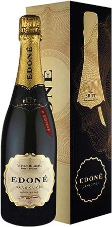 Método Tradicional. Maestro Champanero Hervé Jestin,90% Chardonnay 10% de Pinot Noir. Viñedos Ecológ