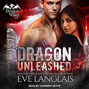 Dragon Unleashed Audiobook