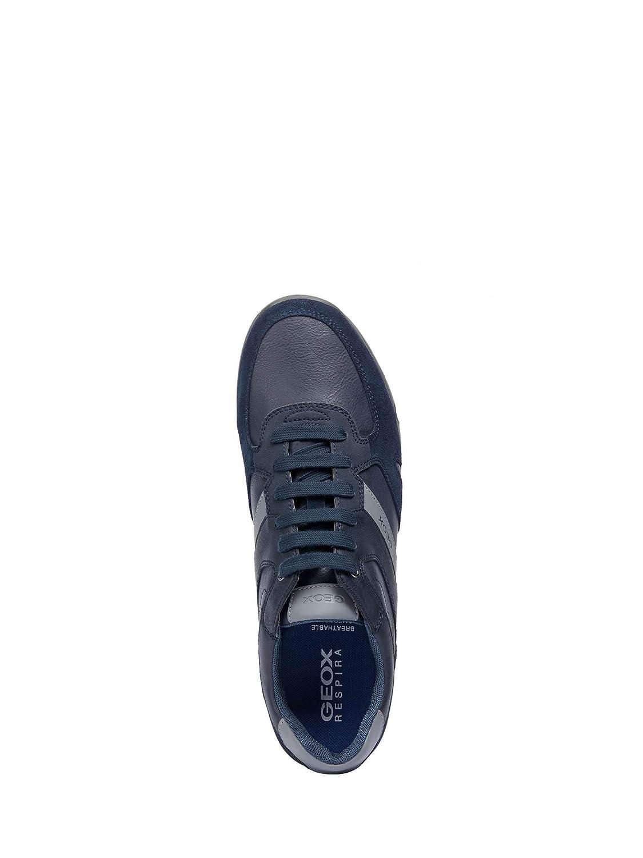 Geox U Wilmer B-GBK CERAT Größe 41 41 41 Blau (blau) 356a33