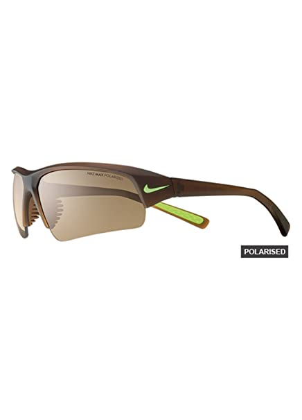 Nike cataratas Ace Pro gafas de sol polarizadas, Beige