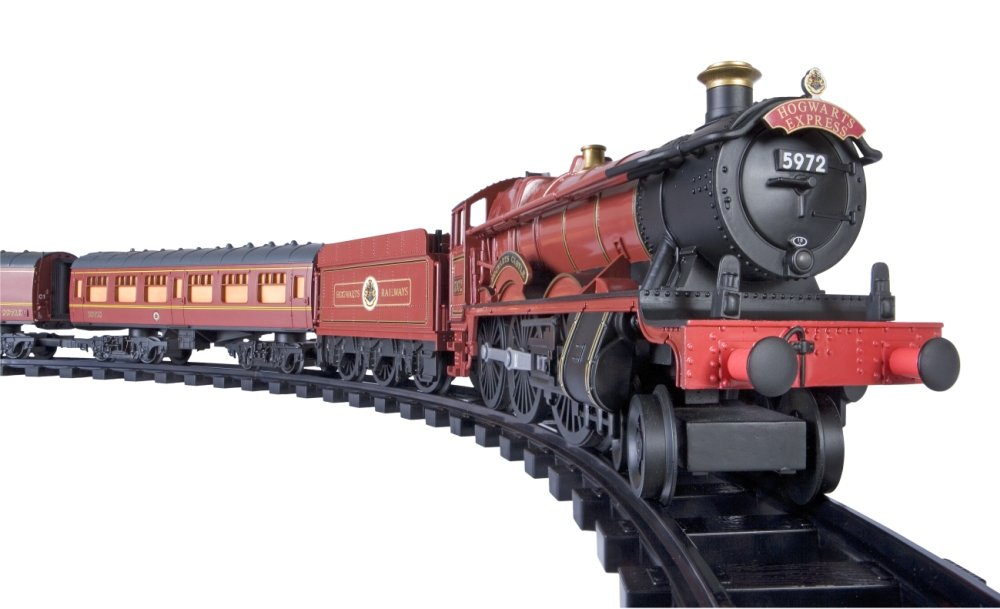 Lionel Harry Potter Hogwarts Express Train Set – G-Gauge