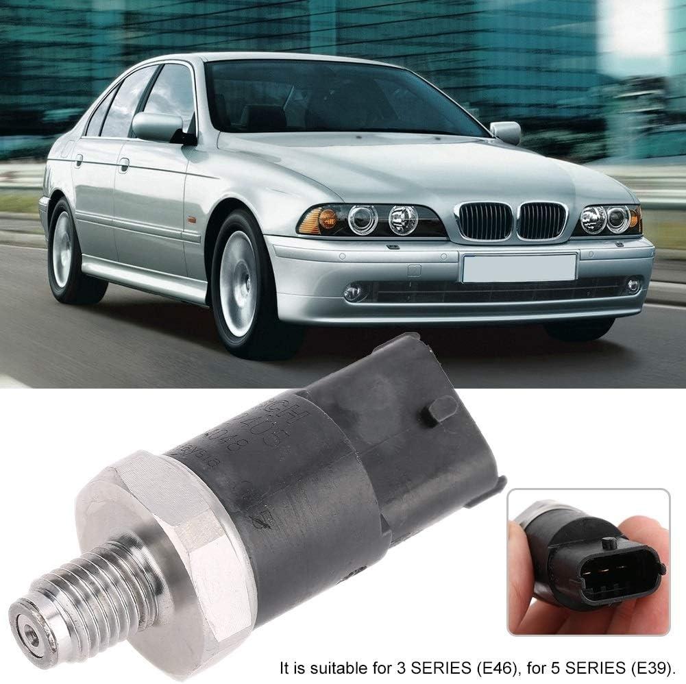 Rockyin Oil Fuel Injection Rail-Drucksensor for 3 5 7 X5 2.5 3.0 D XD 0281002405