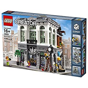 LEGO 10251 - Konstruktionsspielzeug - Creator Expert - Steine-Bank