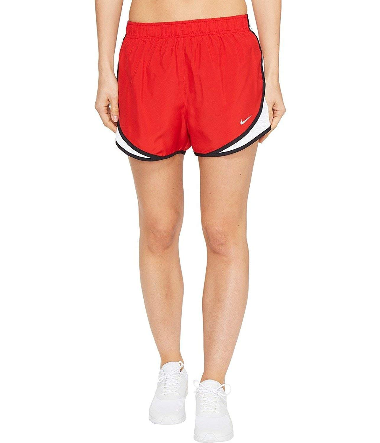 Nike W Nk Dry Tempo Short - sport rot rot rot Weiß schwarz wolf gre 662354
