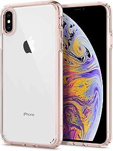 Spigen Ultra Hybrid Designed for iPhone Xs MAX Case (2018) - Rose Crystal