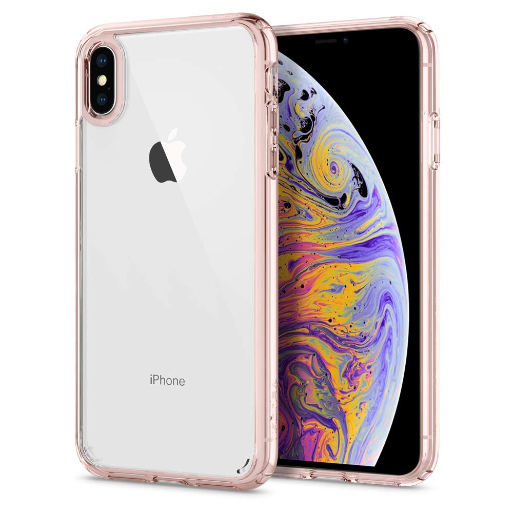 iphone xs case rose