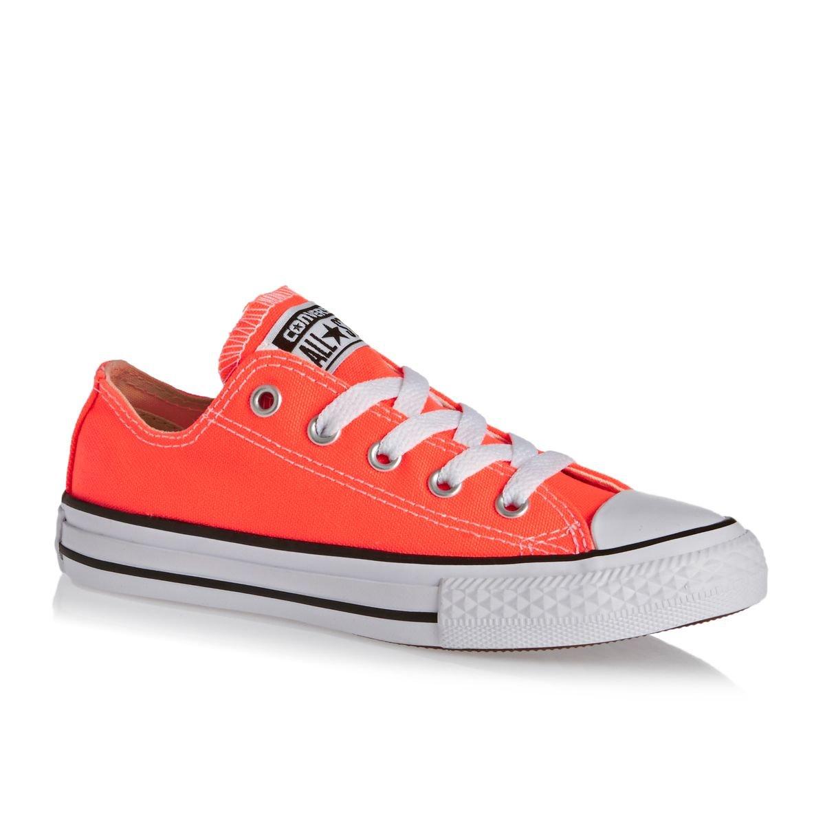 CONVERSE Designer Chucks Schuhe - ALL STAR -  31.5 EU|Hyper Orange