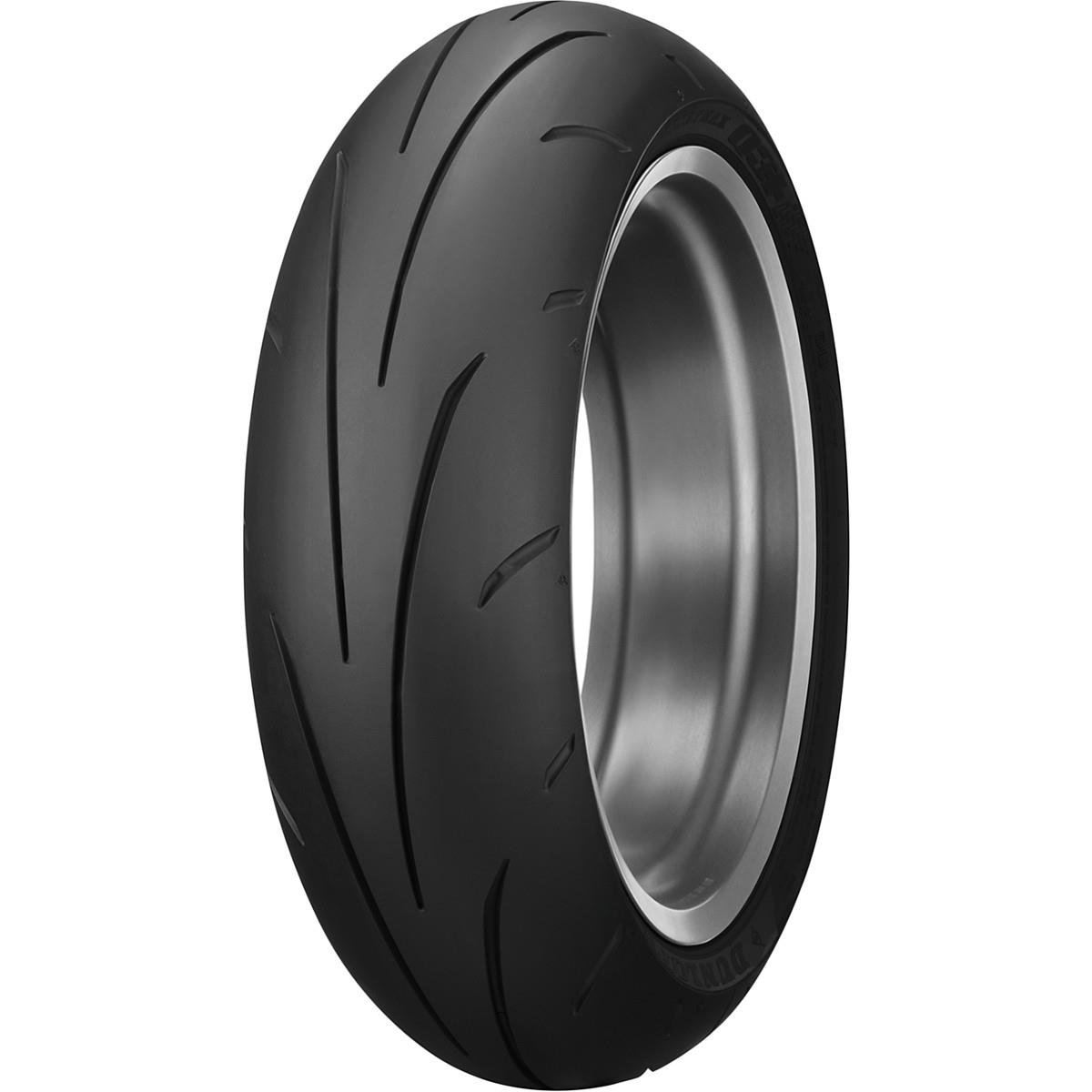 Dunlop Sportmax Q3 Plus Rear Tire (190/55ZR-17)