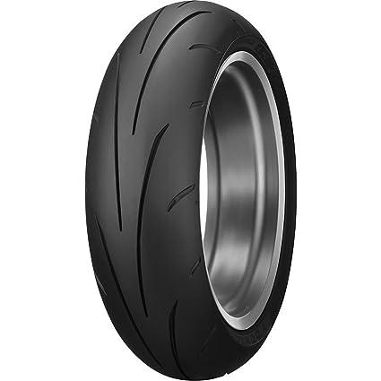 Amazon Com Dunlop Sportmax Q3 Plus Rear Tire 180 55zr17 Automotive