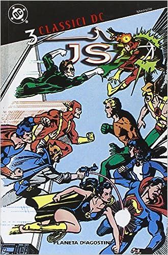 Electrónica ebook descarga gratuita pdf JSA. Classici DC: 3 FB2