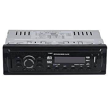 BoomBoost MP3/USB/SD/AUX IN/Eq/Reloj/FM Nueva