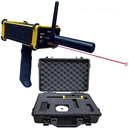 Amazon.com: ANLW Black Hawk GR100 Metal Detector Best Laser ...