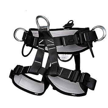 YUMUYMEY Medio Cuerpo Cintura Leggings Arnés de Seguridad Rescate ...