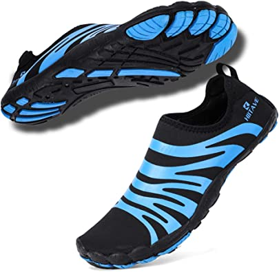 Men Barefoot Water Shoes Beach Aqua Socks Quick Dry for Outdoor Sport Hiking