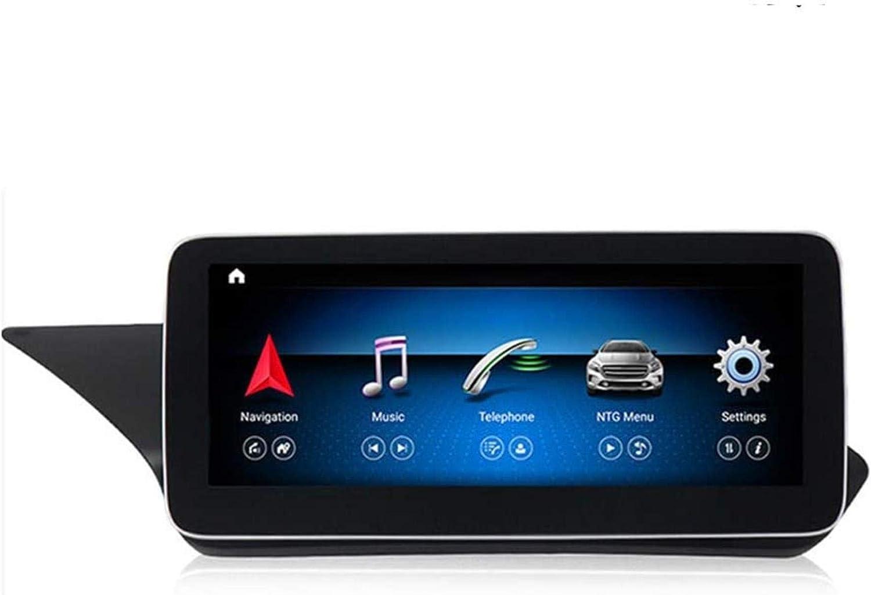 Sistema de navegación para automóviles estéreo Doble DIN Coche Bluetooth USB cinturón de Enlace de Radio Digital de Sygic GPS Espejo de tráfico Navigationdroid Radio estéreo para Mercedes.