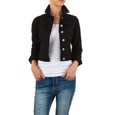 best cheap 50a3e a6612 Damen Jacke Übergangsjacken Trend Anorak Fashion Cropped ...