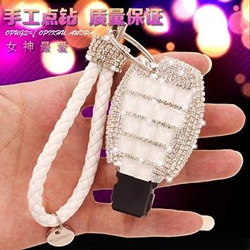Stedmny Autoschlüssel Abdeckung Diamant 2 Oder 3 Tasten Elektronik