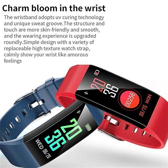 Amazon.com: NOMENI Fitness Tracker HR, Activity Tracker ...