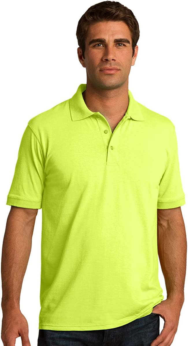 KP55 Port /& Company Core Blend Jersey Knit Polo