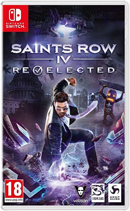 Saints Row IV: Re-elected: Amazon.es: Videojuegos