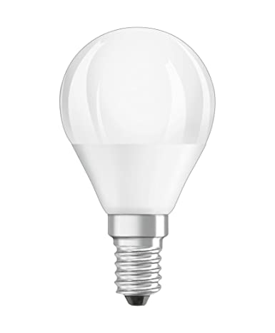 Osram Superstar Classic P Lámpara LED E14, 5.3 W, Blanco