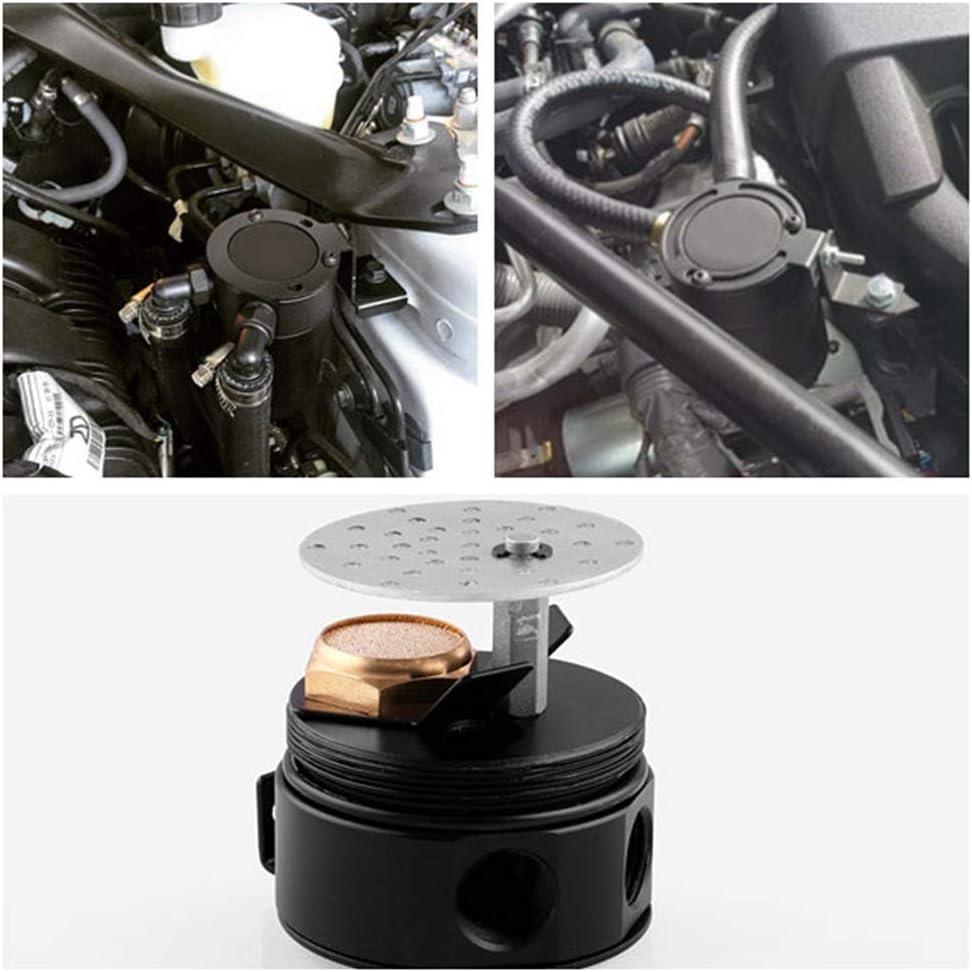 yangyu Engine Oil Separator Mishimoto MMBCC-MSTWO-BK