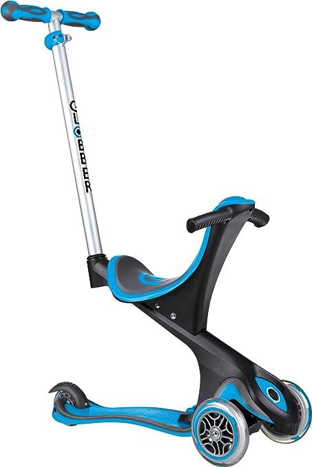 Globber Niños EVO Comfort 5 in1 Scooter