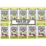 Skinny Pop Popcorn 100 Calorie Bag Variety Pack of 20