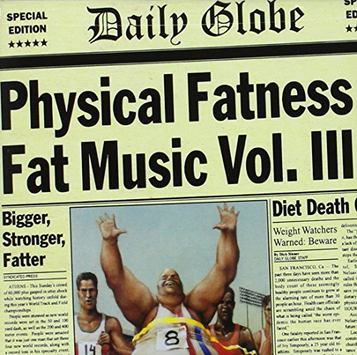 CD : PHYSICAL FATNESS - Physical Fatness (CD)