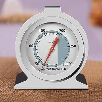 Kife Termómetro de Horno, Acero Inoxidable, termómetro para el ...