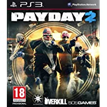 Payday 2 (PS3) (UK)