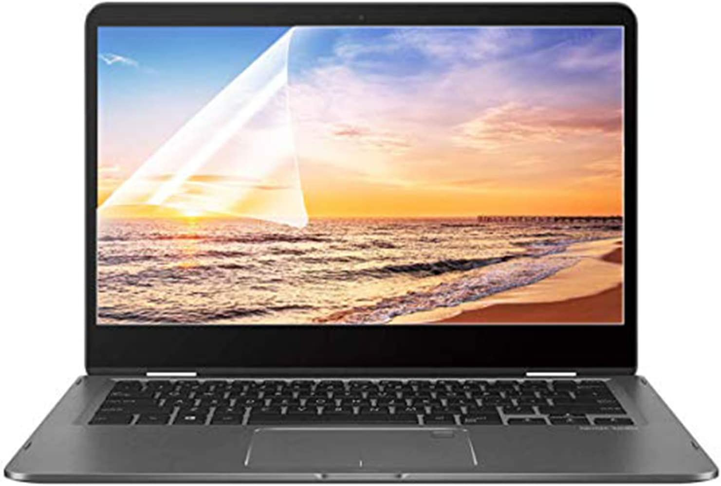 """2 Pack 15.6 Inch Laptop AntiGlareScreenProtector, 15.6"""" Matte Screen Protector for All 15.6"""" Notebook Computer with Display 16:9"""