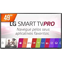TV 49 Polegadas LED Smart WIFI FULL HD USB - 49LJ551C. BWZ, LG