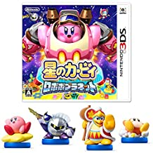 Star Kirby Robo Bo Planet & amiibo Kirby ? Metanite ? Dedede Great ? Wadrudi (Star Kirby Series) Set yAmazon.co.jp Limitedz Robo Bear Arm Type Kirby Original Magnet