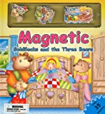 Magnetic Goldilocks and the Three Bears, Carrie Brook, 0754821587