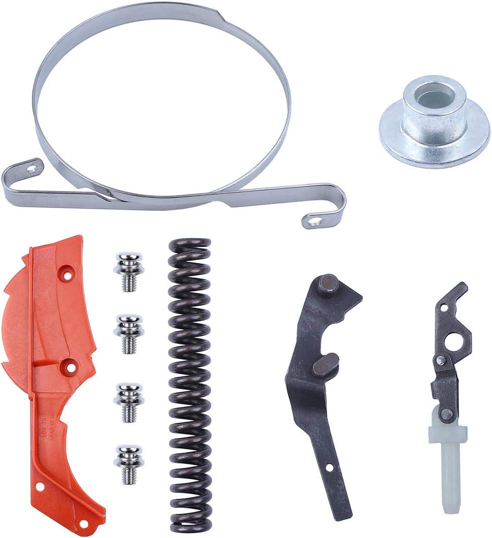 Abdeckung Kupplung Kettenrad Kettensäge Ersatz für HUSQVARNA 372XP 362 385
