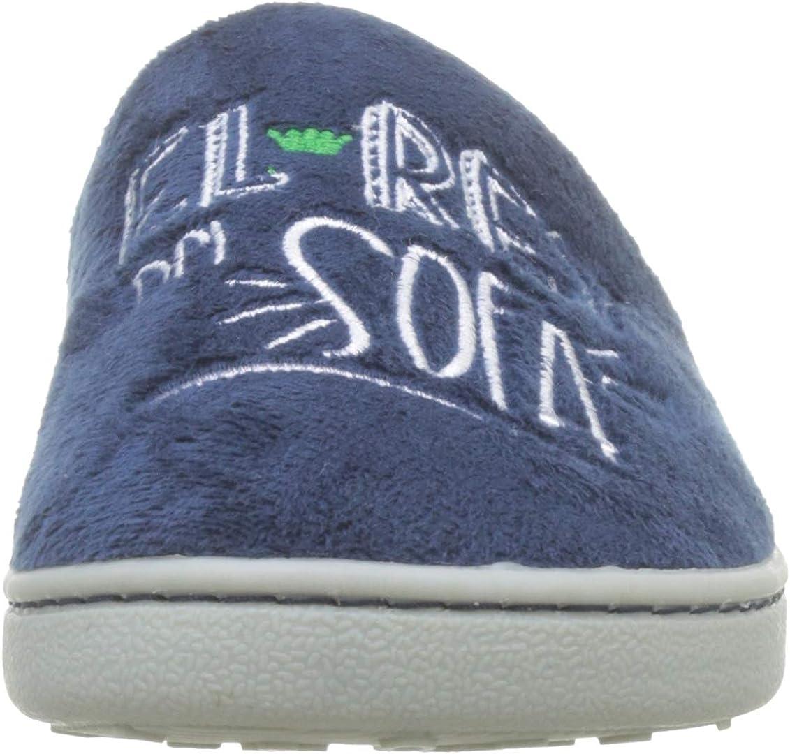 GIOSEPPO 56020 Zapatillas de Estar por casa con tal/ón Abierto para Ni/ños