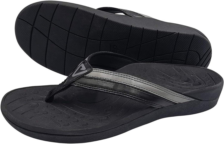 V.Step Orthotic Flip Flops - Wide Width