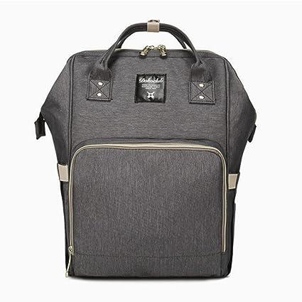 Mefe Nappy bolso cambiador pañales mochila multifunción gran, gran ...