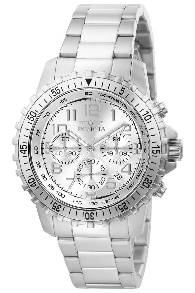 Invicta Men's 6620 II Collection Stainless Steel Watch
