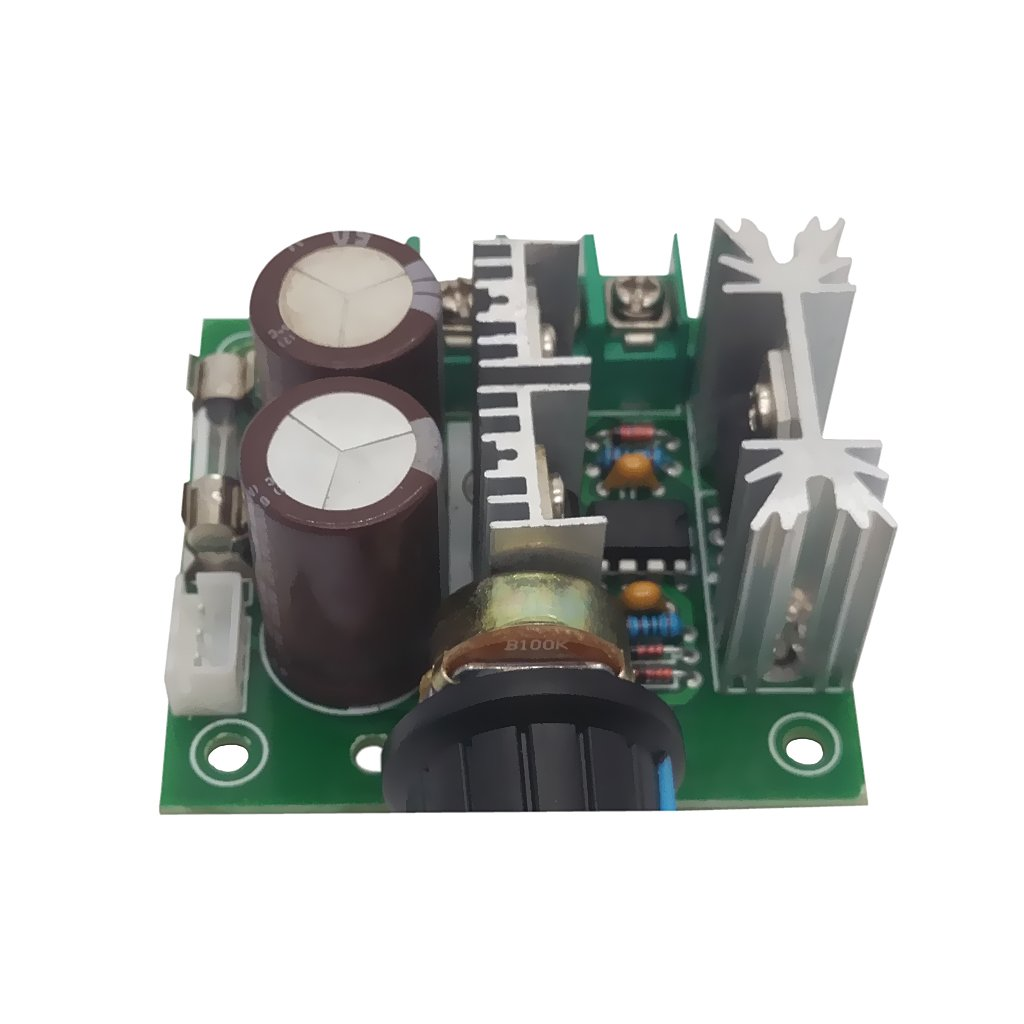 12V-40V 10A PWM DC Motor Speed Controller w/ Knob Generic RRPDMSCSGSPC