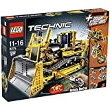 LEGO - Technic - jeu de construction - Le bulldozer motorisé