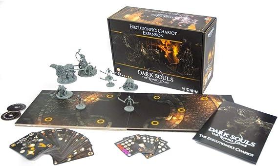 Dark Souls Steamforged Games Executioners Chariot Expansion: Amazon.es: Juguetes y juegos