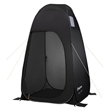KingC& Portable Pop Up Privacy Shelter Dressing Changing Privy Tent Cabana Screen Room w Weight Bag  sc 1 st  Amazon.com & Amazon.com : KingCamp Portable Pop Up Privacy Shelter Dressing ...