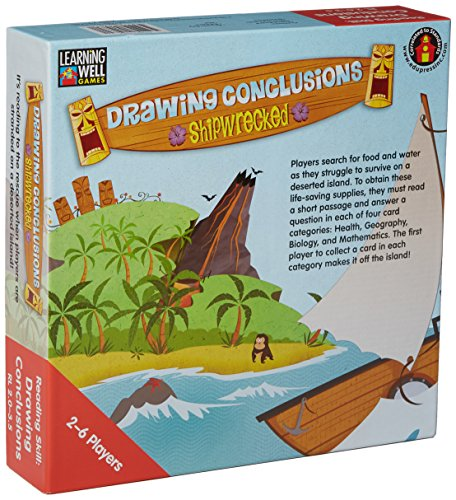 Edupress Reading Comprehension Games Teaching Material (EP61082) - Learning Well Games